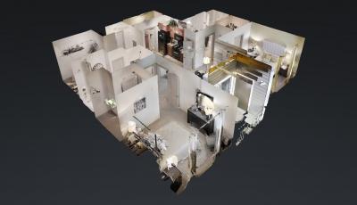 City Vista 2BR 2BA 3D Model