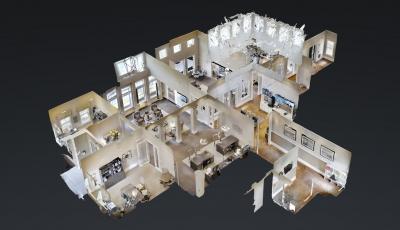 City Vista Main Office 3D Model